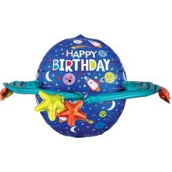 Heliumballon Happy Birthday...