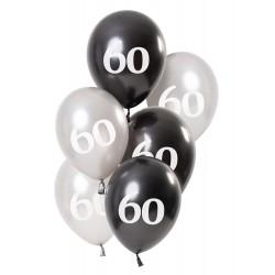 Ballonnen Glossy Black 60