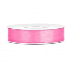 Satijnlint 12 mm roze