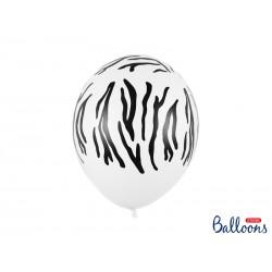 Ballon zebra