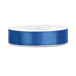 Satijnlint 12 mm blauw