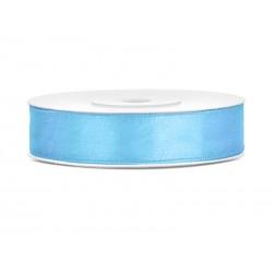 Satijnlint 12 mm licht blauw