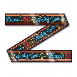 Party Tape Neon 50