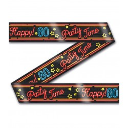 Party Tape Neon 60
