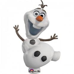 Heliumballon Olaf Frozen