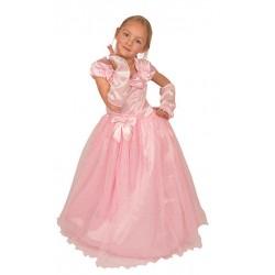 Jurk prinses roze