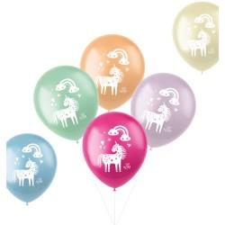 Ballonnen Unicorn