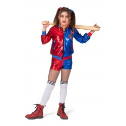 Kostuum Harley meisje