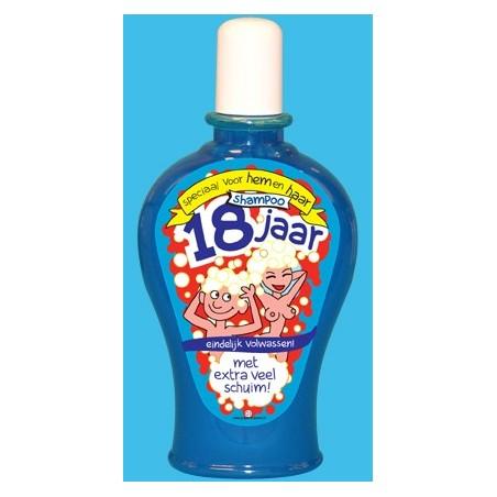Shampoo - 18 jaar
