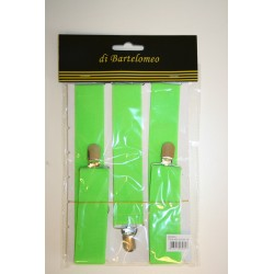 Bretels fluor groen