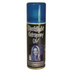 Haarspray blacklight