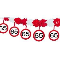 Slinger verkeersbord 65