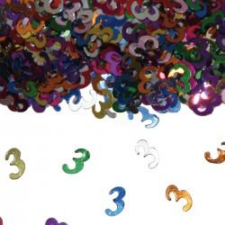 Tafeldecoratie / confetti 3