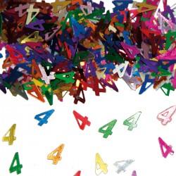 Tafeldecoratie / confetti 4