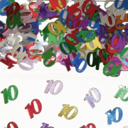Tafeldecoratie / confetti 10
