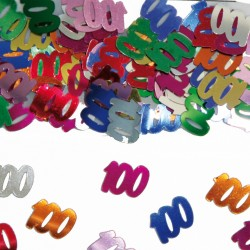 Tafeldecoratie / confetti 100
