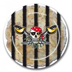 Borden piraat