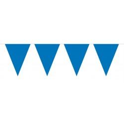 Vlaggenlijn blauw