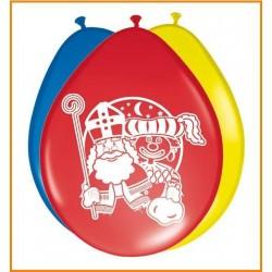 Ballonnen Sint & Piet