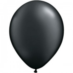 Ballon metallic zwart
