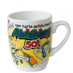 Mok - 50 jaar Abraham