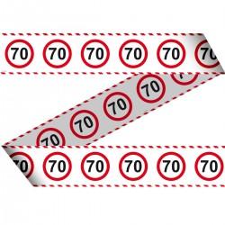 Markeerlint verkeersbord 70