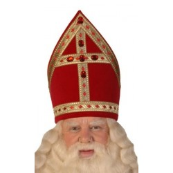 Kokermijter Sinterklaas luxe