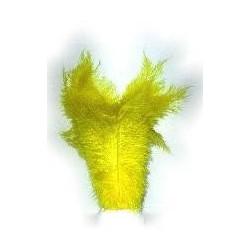 Floss veer Zwarte Piet geel