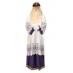 Sinterklaas onderjurk met broekrok