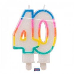 Cijferkaars 40