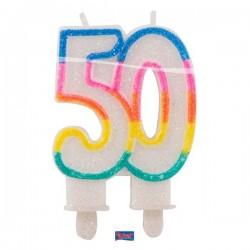 Cijferkaars 50