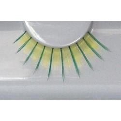 Wimpers 237 geel groen