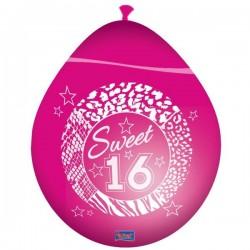 Ballonnen sweet sixteen