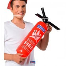 Brandblusser opblaasbaar