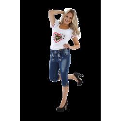 T-shirt Tirol dame