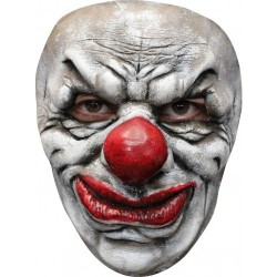 Masker latex clown