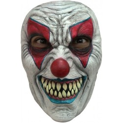 Masker latex clown evil
