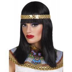 Pruik Cleopatra