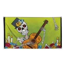 Vlag Day of the Dead
