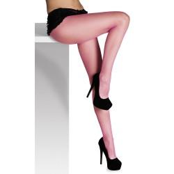 Netpanty fluor roze