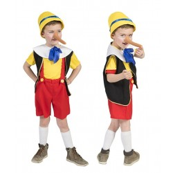 Kostuum Pinokkio