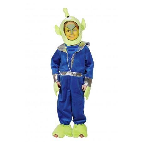 Kostuum Alien