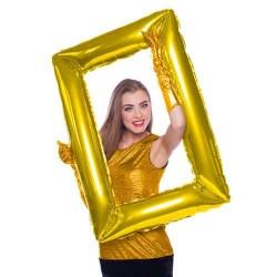 Frame fotolijst ballon goud