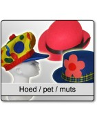 Hoed / pet / muts