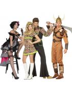Historische outfits & 20's, 50's, 60's, 70's en 80's outfits